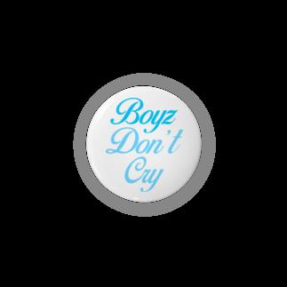 MINAMI SHOPのBoyz Don't Cry Badges