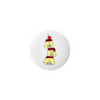 ekubostoreのトリオ・ザ・プリン 「ガンバ」 Badges