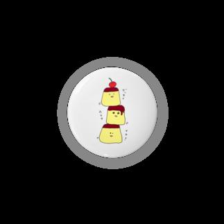 ekubostoreのトリオ・ザ・プリン 「ゼッタイウマクイク!」 Badges