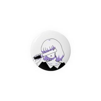 オタクちゃん Badges