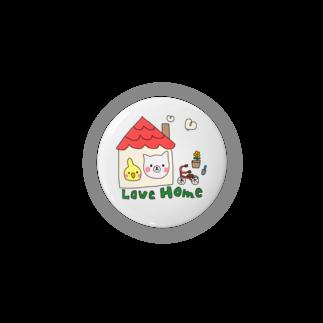 Rainbow StudioのLove Home Badges