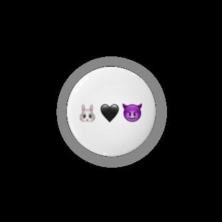 🐰🖤😈の🐰🖤😈 Badges