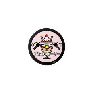 ぱふぇれーさー Badges