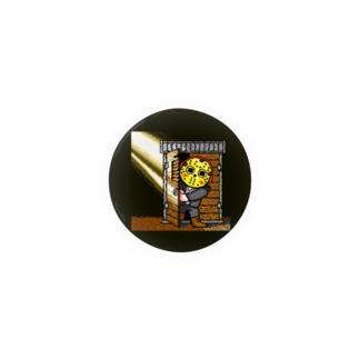 缶バッチ44mm仕様:タイプ1(5周年記念グッズ) Badges