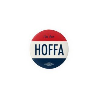 I'm for HOFFA Badges