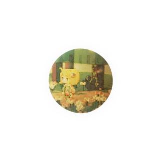 Who is the HERO -Lycoris- [ はなばたけ ] Badges