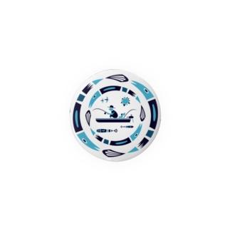 サークルフィッシング_ナイト Badges