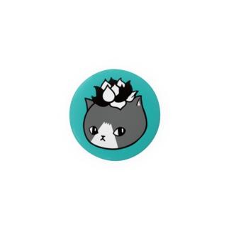 エケネコ(空色) Badges
