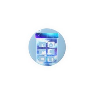 空色ビルディング Badges