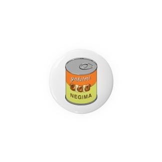 yakitori can 焼き鳥 ねぎま缶 217 Badges