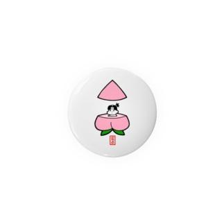 momoからタロウ缶バッチ Badges