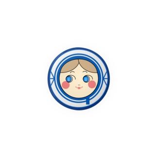 サマトバッジ44mm Badges