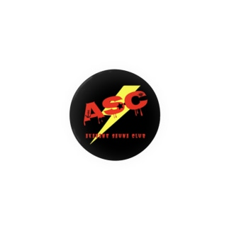 ASC official グッズ44 Badges