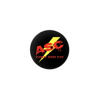 ASC official グッズ32 Badges