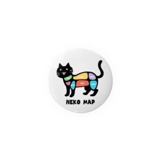ねこマップ Badges