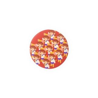 オモゐデ缶バッチ Badges