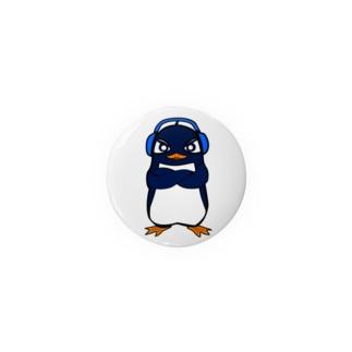 ペンギン缶バッジ Badges