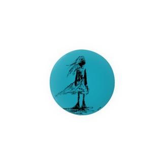 shopping_blueのここにいること Badges