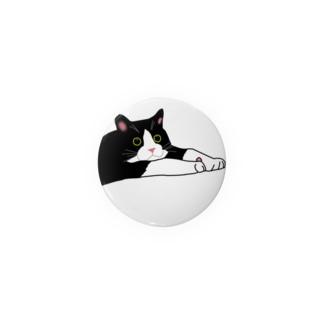 甘えたいネコ Badges