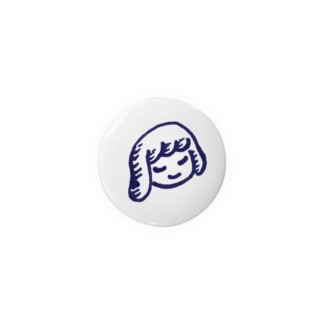 Sleeping Girl Badges