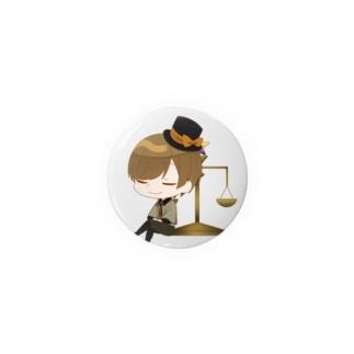 てんびんのエスカ Badges