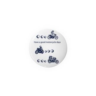 モーターサイクル日記(NB) Badge