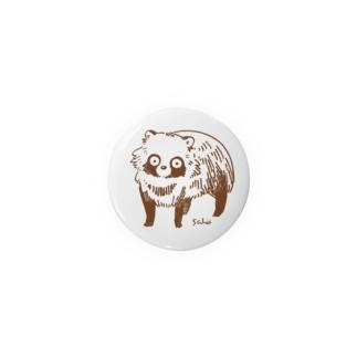 たぬき2020 Badges