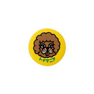 トイマニアアフロ Badges