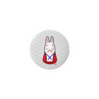 ももよりの因幡の白兎 Badge