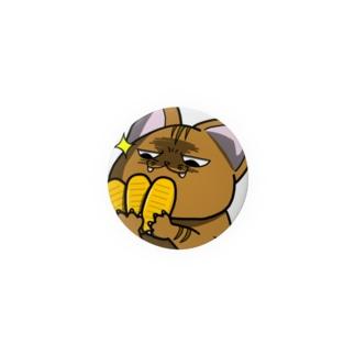 思う屋の価値の分かる猫 Badges