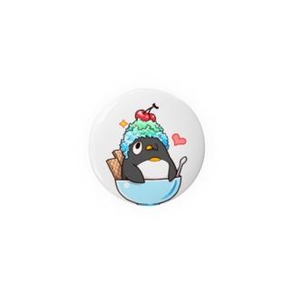 超シャーベットペンギン Badges