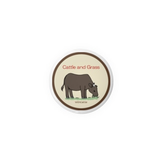 Cattle and Grass Badges