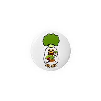 ブロッコロイラー Badges