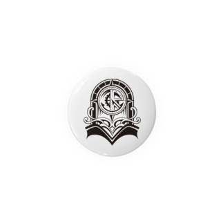 【44mm推奨】オリィ部ロゴ缶バッジ Badges