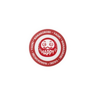 NANAKOROBI-YAOKI Badge