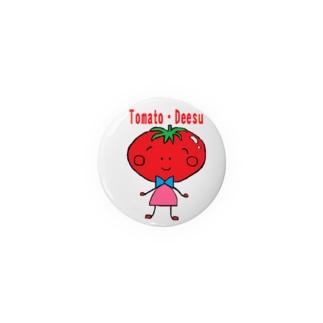 トマトでーす! Badges