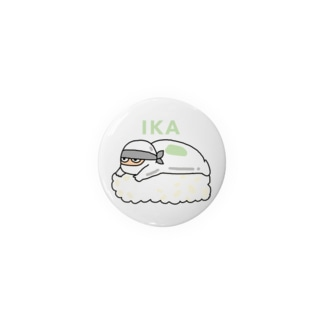 NINJA SUSHI - IKA Badges
