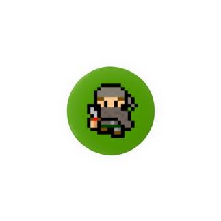 ドット絵の盗賊 Badges