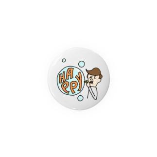 HAPPYトオルさん Badges