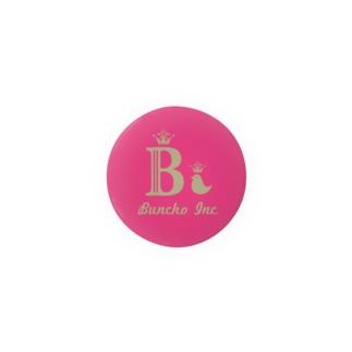 文鳥株式会社 Badges