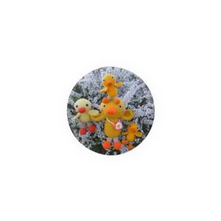 KUMA-STATION Badges