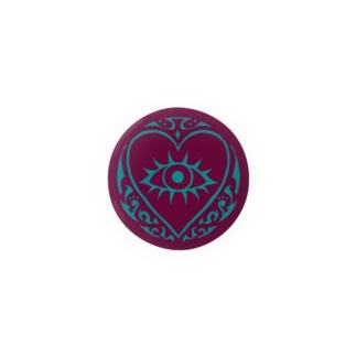 缶バッジ HS(ボルドー) Badges