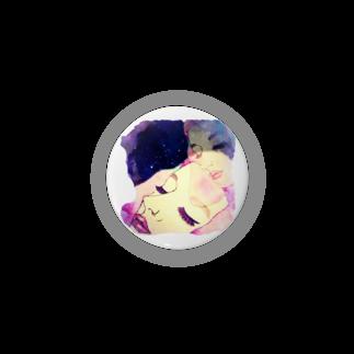 Yume zukin のCosmic in the dream  Badges
