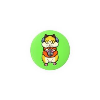 コロユキひまわりの種 Badges
