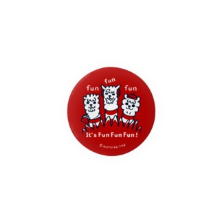It'FunFunFun【A】44mm缶バッチ用  Badges