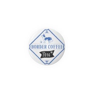 BORDER COFFEE 缶バッジ