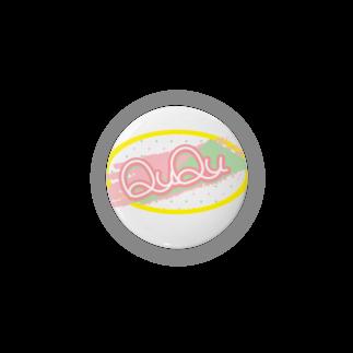トタのQuQuフロントロゴver缶バッジ