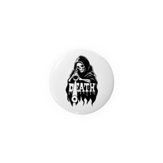 DEADHUNT 缶バッジ