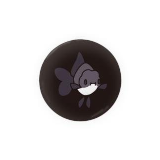 青文魚さんがこっちみてる Badges
