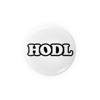 HODLシリーズ(ポップ体) Badges